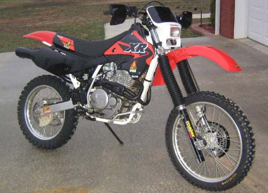 4SMX Kit for XR600